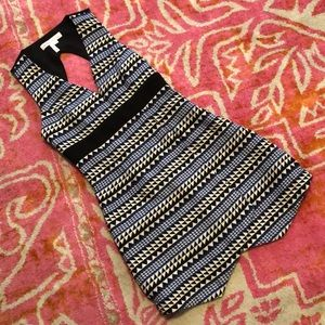 Clearance❤️EUC BCBGeneration Abstract Minidress